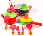 Набор детской Посуды , 9 предметов
