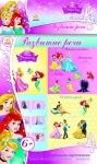 Плакат із розрізними картками. Принцеси: Развитие речи (р)