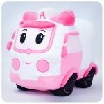 Мягкая игрушка «Робокар Поли» - Эмбер (большая)