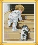 Вышивка крестиком Первые шаги
