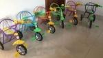 Велосипед трехколесный TRIKE по 6 штук