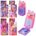 Телефончик детский в  ассортименте