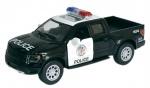 Машинка металлическая 2013 Ford F150 SVT Raptor SuperCrew (Police)