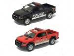 Коллекционная машинка 2013 Ford F-150 SVT Raptor SuperCrew (Police/Fire Rescue)