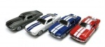 Машинка металлическая Shelby GT-500