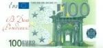 """Конверт для денег """"С днем рождения"""" (100 евро)"""
