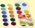 """Акварельные краски 24 цвета """"Увлечение"""""""