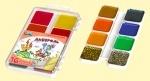 """Акварельные краски """"Сказочный мир"""", 16 цветов"""