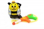 """Водный пистолет с рюкзаком для воды """"Пчелка"""""""