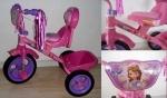 Велосипед детский 3-х колесный COMBI TRIKE PINK