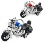 Мотоцикл 2 цвета