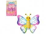 Игрушка Бабочка лизун