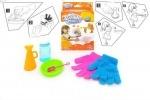 Мыльные пузыри ( набор для игры  рукавички)