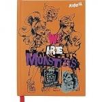Блокнот 80л, А6 - Monster High