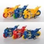 Мотоцикл инерционный, микс цветов