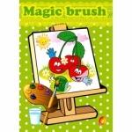 "Книга дитяча ""Magic brush Фрукти-овочі """