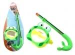 Набор маска, трубка Froggy Fan Set Интекс