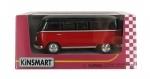 Машинка коллекционная Автобус  VOLKSWAGEN CLASSICAL BUS BLACK TOP (1962)