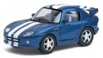Машинка коллекционная Dodge Viper GTSR