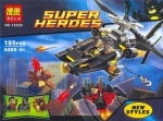 "Конструктор ""Super Heroes"" 185 дет."