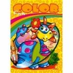 """Книга """"Детская творчисть. Fun color. Динозаврик"""" (рус)"""