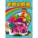 """Книга """"Детская творчисть. Fun color. Машинки"""" (рус)"""