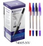 """Ручка шариковая """"Navigator"""" """"Standart 51"""" 0,5мм фиолетовая"""