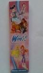 "Закладки набор 9 шт ""Winx"""