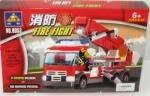 Конструктор Kazi Пожарная техника