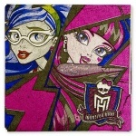 Салфетки Monster High