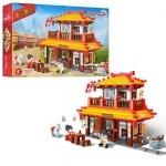 Конструктор Банбао Китайское кафе