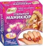 """Набор для дизайна ногтей Винкс """"Стелла"""""""