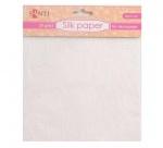 Шелковая бумага, белая, 50*70 см