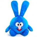 Мягкая игрушка Кроха Зайчик (h 23 см)
