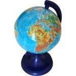 Глобус физический 9 см