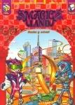 """Книга дитяча """"Книжка-іграшка MAGIC LAND Гонки у місті """" (Укр)"""