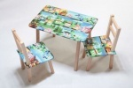 Столик+2 стула