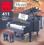 "Конструктор ""Пианино"" ТМ Brick"
