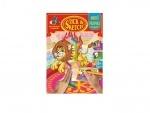 """Книга дитяча """"Дитяча творчість.STICK & SKETCH. Цирк """""""