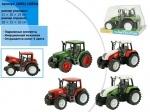 Трактор инерционый