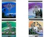Блокнот для заметок Серия Полинезия А5, 48 листов