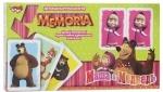 Настольная игра Мемори - Маша и Медведь