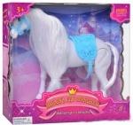 Лошадка игрушечная, ходит