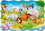 """Пазл """"Африканские животные"""""""