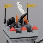 """Конструктор """"Рыцари. Замок орла"""" ТМ BRICK"""