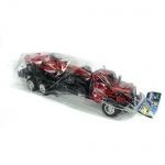 Трейлер инерционный с гоночной машинкой