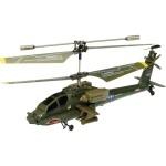 Радиоуправляемый военный вертолет