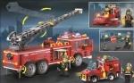 Конструктор Брик Пожарная машина