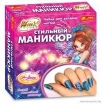 "Дизайн для ногтей Винкс ""Блум"""
