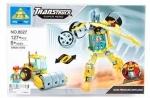 Конструктор трансформер ( робот,стройтехника )